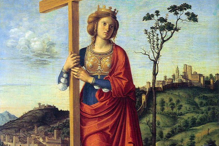 Helena of Constantinople   SpiritMAMA Blog