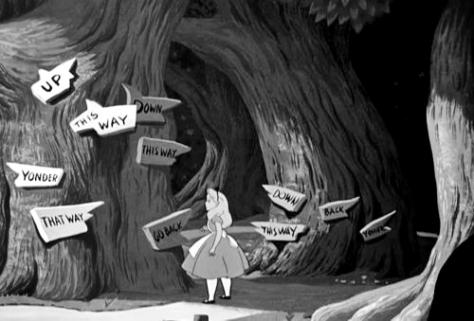 Alice in Wonderland | Spirit Mama Blog