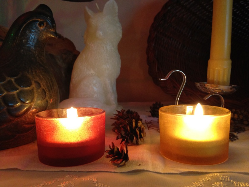 Altar Candles | SpiritMAMA Blog