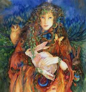 Ostara by Helena Nelson Reed | Spirit Mama Blog