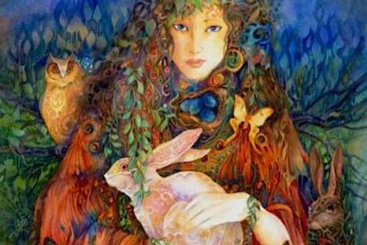 Ostara by Helena Nelson Reed | SpiritMAMA Blog