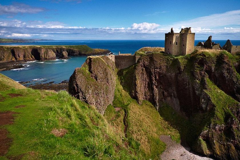 Scotland Castle   SpiritMAMA Blog