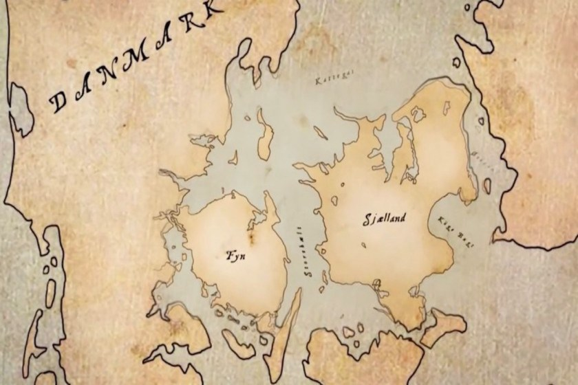 Viking Settlement Map | SpiritMAMA Blog