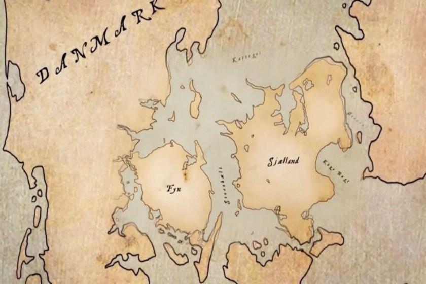 Viking Settlement Map   SpiritMAMA Blog