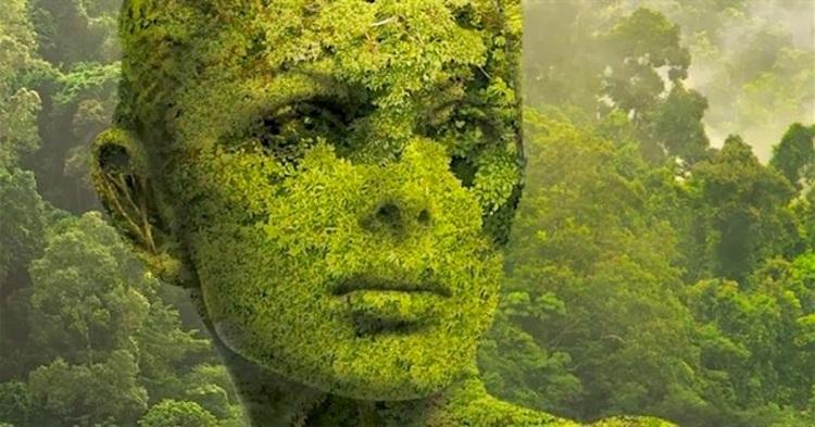 Green Woman | SpiritMAMA Blog