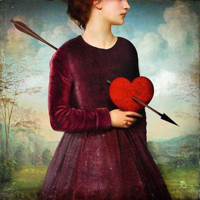 The Heartache by Christain Schloe | SpiritMAMA Blog
