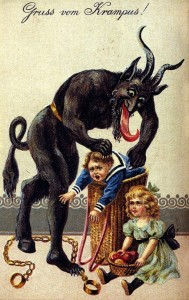 Krampus | Spirit Mama Blog