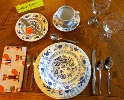 Samhian Place Setting | Spirit Mama Blog
