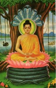 Buddha Meditating | Spirit Mama Blog