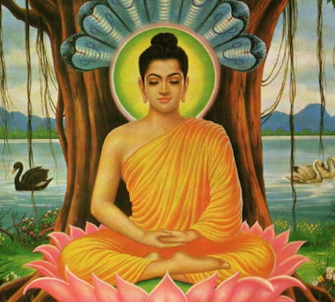 Buddha Meditating Art | SpiritMAMA Blog