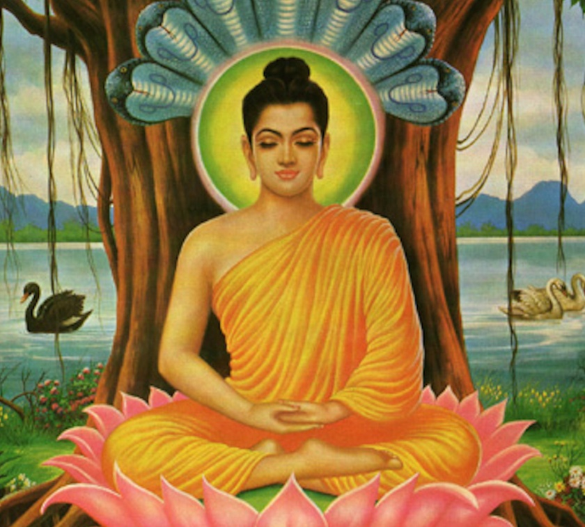 Buddha Meditating Art | SpiritMAMA Blog