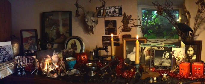 Samhain Altar Share | Spirit Mama Blog