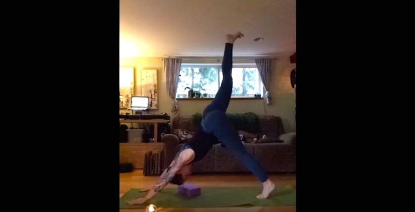 30 Day Yoga Challenge Day 8 | SpiritMAMA Blog