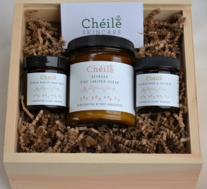 Cheile Skincare Yoga Box | Spirit Mama Blog