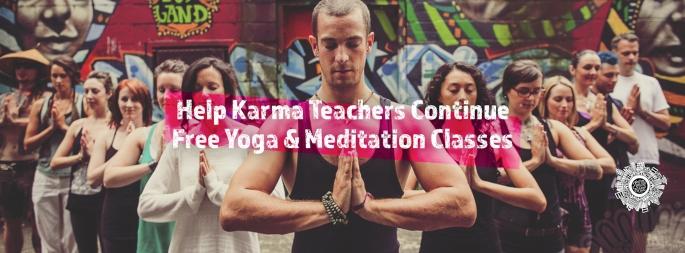 Karma Teachers Campaign 2016 | SpiritMAMA Blog
