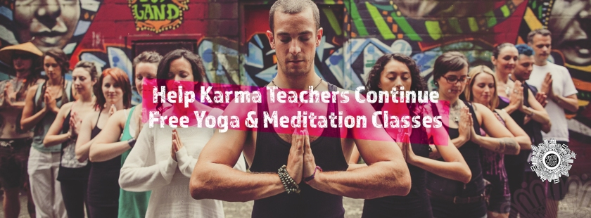 Karma Teachers Campaign 2016 | SpiritMAMA Blog