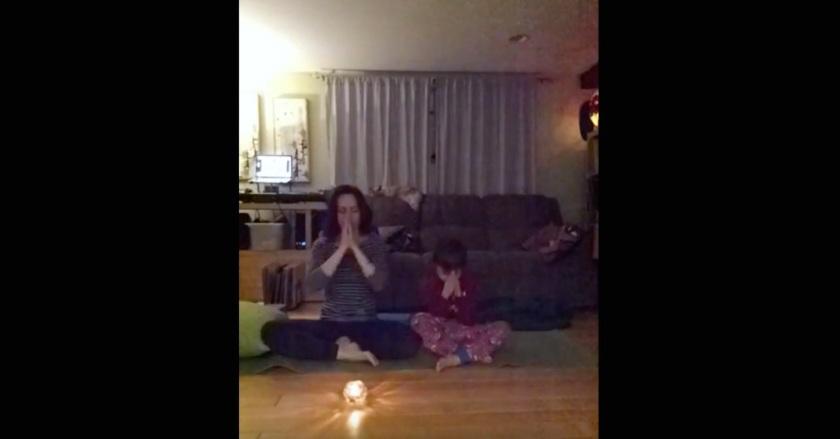 30 Day Yoga Challenge Day 3   SpiritMAMA Blog