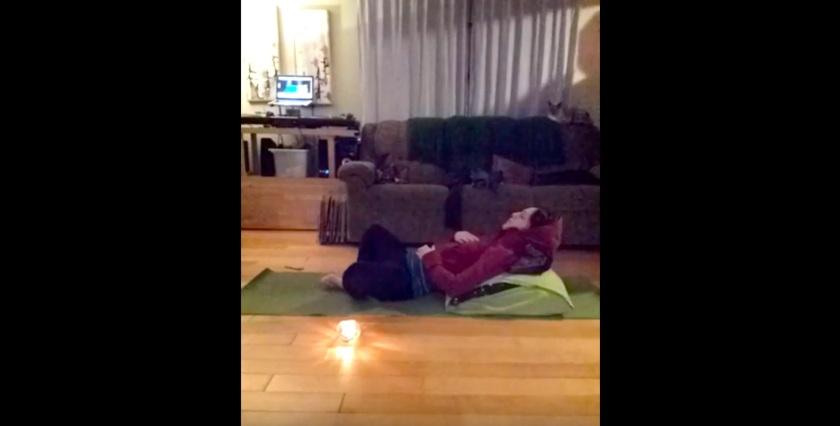 30 Day Yoga Challenge Day 5 | SpiritMAMA Blog