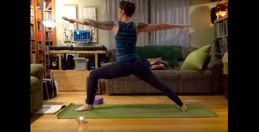 30 Day Yoga Challenge Day 17 | SpiritMAMA Blog