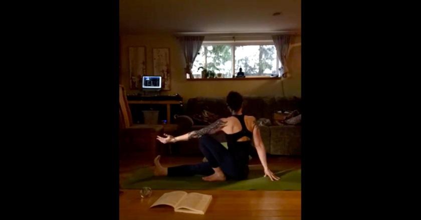 30 Day Yoga Challenge Day 20 | SpiritMAMA Blog