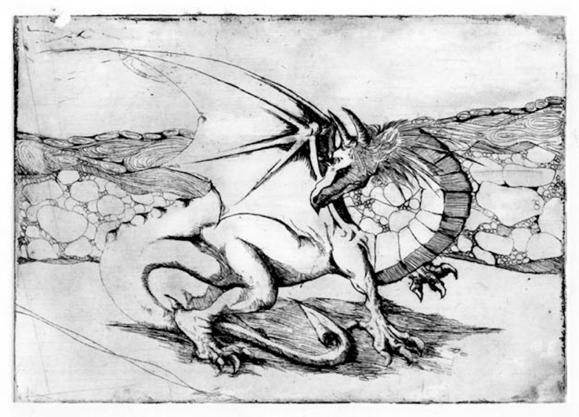 Dragon Art |SpiritMAMA Blog