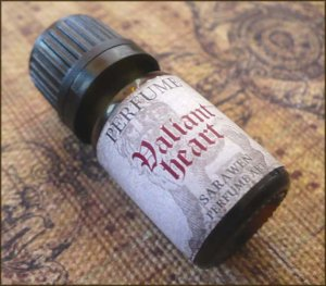 Valiant Heart Oil | SpiritMAMA Blog