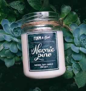 Jam Jar Candle | SpiritMAMA Blog