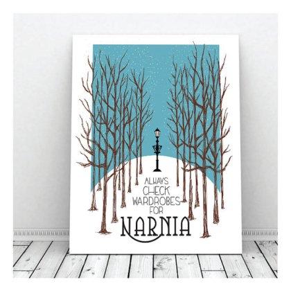 Narnia Print | SpiritMAMA Blog