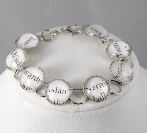 CS Lewis Narnia Bracelet | SpiritMAMA Blog