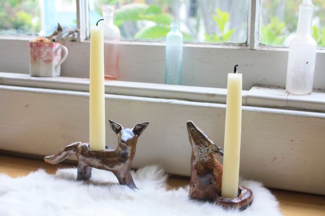 Sylvia Linsteadt Candle Holders | SpiritMAMA Blog