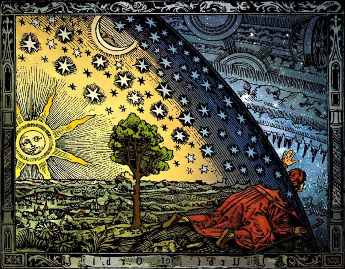 1888 Flammarion Engraving | SpiritMAMA Blog