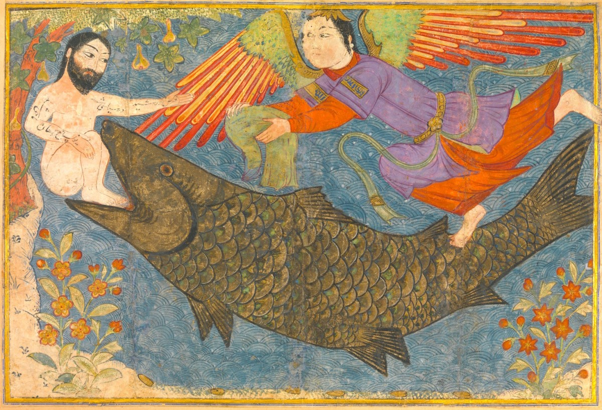 Jonah and the Whale | SpiritMAMA Blog