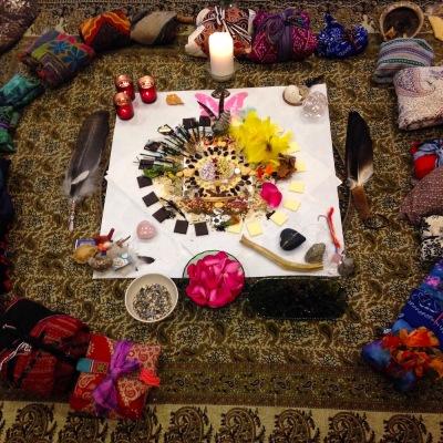 The Centre Altar | SpiritMAMA