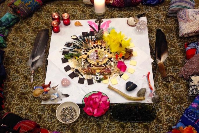 The Centre Altar Featured   SpiritMAMA