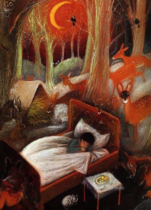 Sleeping Beauty Awakens - SpiritMAMA